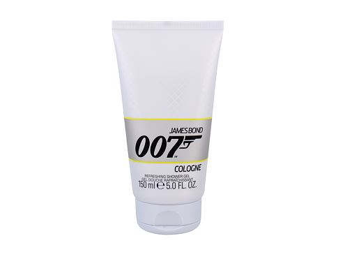 Gel za prhanje James Bond 007 James Bond 007 Cologne 150 ml