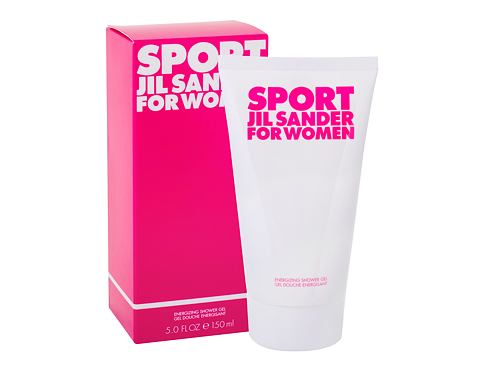 Gel za prhanje Jil Sander Sport For Women 150 ml poškodovana škatla
