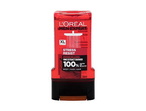 Gel za prhanje L´Oréal Paris Men Expert Stress Resist 300 ml